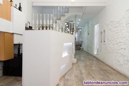 Se traspasa muy rentable y elegante restaurante en castellon
