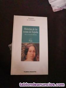 Historias de las reinas de españa (ii)