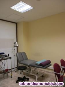 Venta equipacion consulta fisioterapia