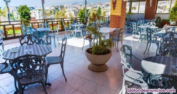 Concesión de Cafetería-Restaurante-Terraza