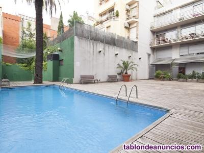 Duplex con piscina en alquiler de 3 habitaciones y 3 baños
