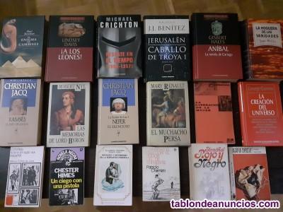 Lote de 450 Libros (a 0,79 € Cada Uno