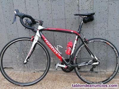 Bicicleta espectacular! rápida!!como nueva!!