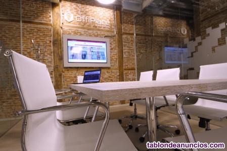 Sala reunion en el centro de madrid
