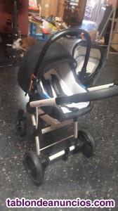 Silla paseo y coche bebé