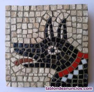 Taller mosaico romano