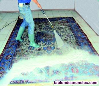 Teppichreinigung und reparatur