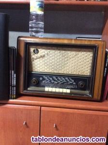 Radio londres grandvalls 1957