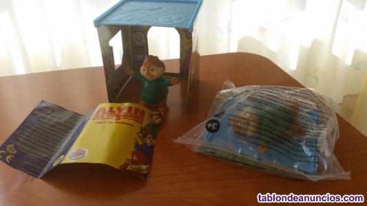 Casa Alvin y las Ardillas