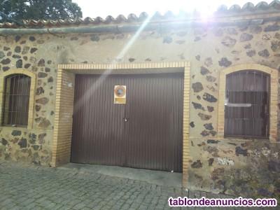 Se vende amplio garaje/local en Calañas