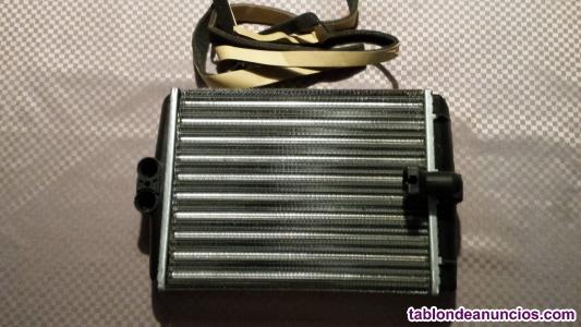 Radiador de calefacción mercedes nuevo
