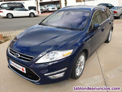 Ford Mondeo 2.0 TDCI SW