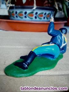 Figura soldado yankee,caballería reamsa: batalla little big horn