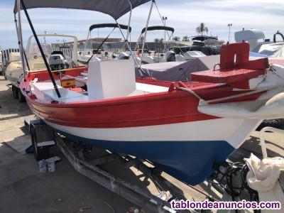 Vendo barco ( Bajada de precio )