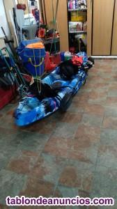 Vendo kayak 2+1