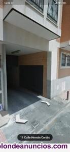 Plaza de garaje en getafe en venta