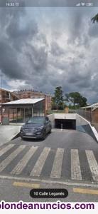 Venta de Plaza de Garaje en Getafe