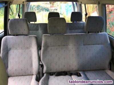 Volkswagen T4 Transporter Eurovan 2.5 Tdi 130c.v 8 plazas (nov. 2002)