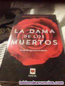 Libros de terror la dama de los muertos