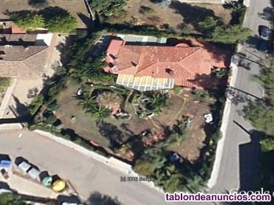 Casa jardin con piscina climatizada