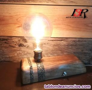 Lámpara decorativa y funcional (nueva)