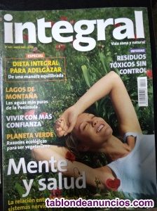 Vendo revistas integrales