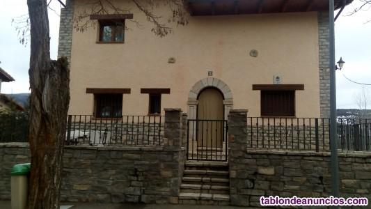 Casa rural el mirador del valle