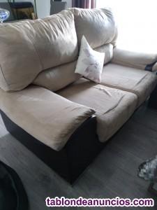 Vendo conjunto de sofas