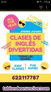 Clases de inglés divertidas