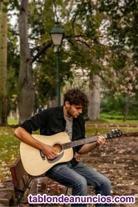 Clases de guitarra particulares para todos los niveles