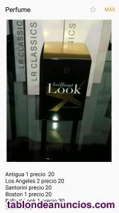 Se vende perfumes lr