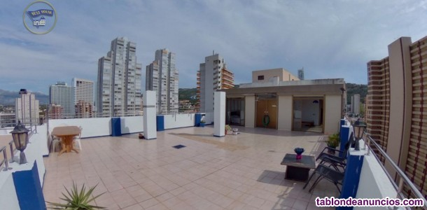 Precioso piso con gran terraza y espectaculares vistas, para vivir cerca del cielo, infórmate