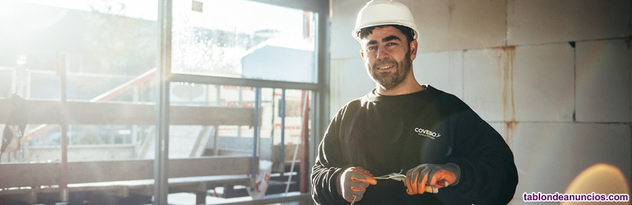 Electricistas con Inglés para trabajar en Holanda