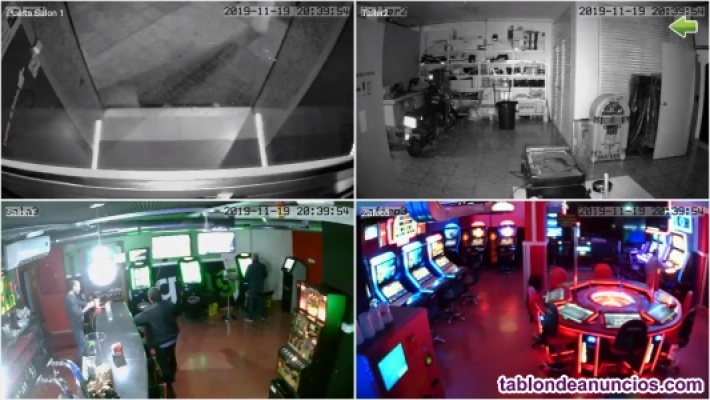 Instalamos sistemas de videovigilancia de camaras para su seguridad