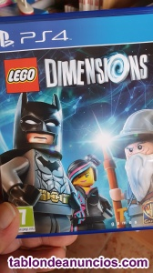 Lego dimension para ps4