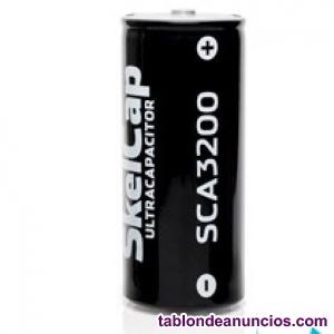 Baterias y capacitores