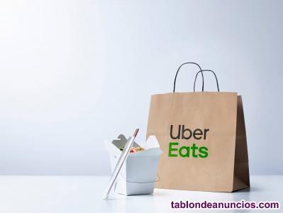 Uber eats - busca repartidores en burgos
