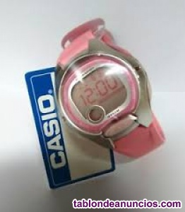 Reloj casio digital chica lw-200