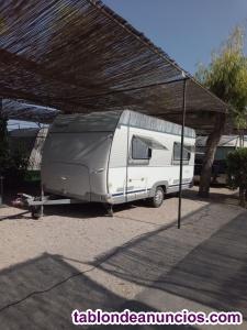Caravana menos 750 kilos