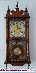 Reloj de pared de cuerda