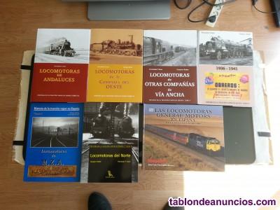 Libros de ferrocarriles
