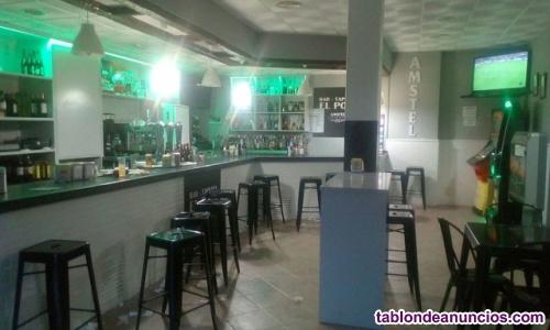 Bar. Taperia.   superchollo