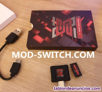 SXOS Pro para o Nintendo Switch