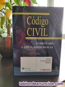 Código civil. Comentado y con jurisprudencia