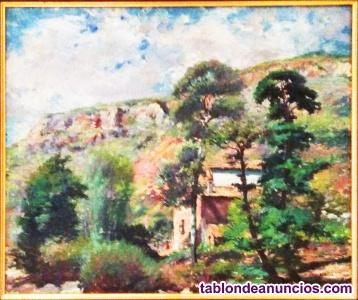 Pintura de julio borrell