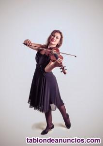 Clases individuales de violín en madrid