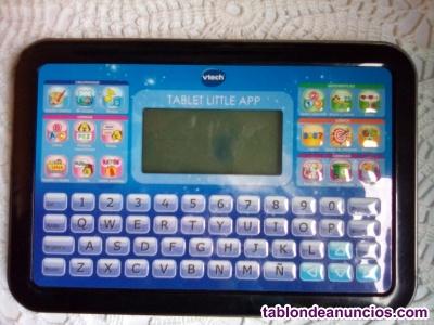 Vendo tablet educativa infantil little app