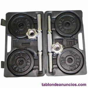 ¡discos modeladores de grasa!