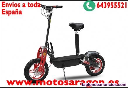 Patiente Twister 1000w 36v R10