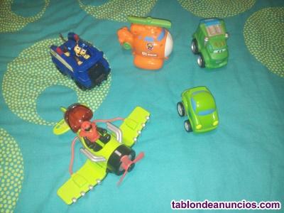 Lote de juguetes